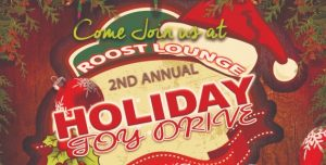 Roost Toy Drive