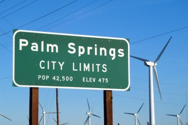 Hiking and Bicycle Riding in Palm Springs